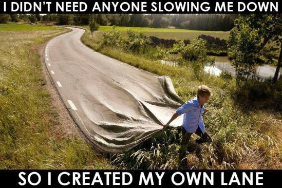 Paving a New Way...