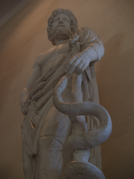 Asclepius...