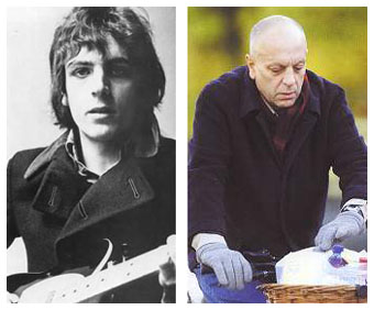 Syd Barrett, Pink Floyd and Mental Illness...