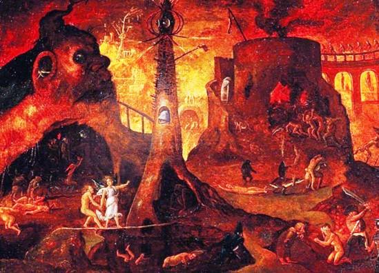 Art-Painting-Mythology-Hell-probably-Italian1